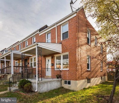 3653 Clarenell Road, Baltimore, MD 21229 - #: MDBA491436