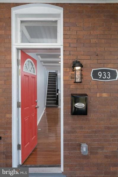 933 Montpelier Street, Baltimore, MD 21218 - #: MDBA491446