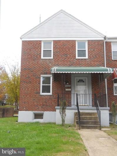 1635 Northgate Road, Baltimore, MD 21218 - #: MDBA491460