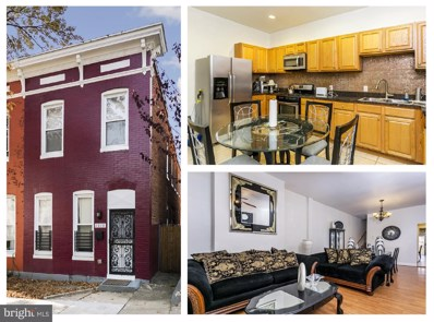 1515 Homestead Street, Baltimore, MD 21218 - #: MDBA491480