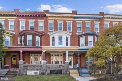 2906 Guilford Avenue, Baltimore, MD 21218 - #: MDBA491504