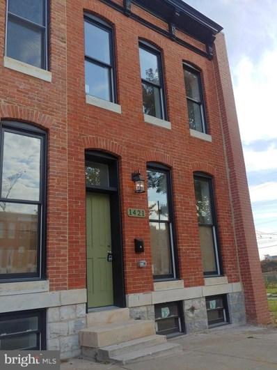 1421 N Broadway N, Baltimore, MD 21213 - #: MDBA491508