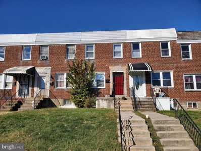 3632 Lyndale Avenue, Baltimore, MD 21213 - MLS#: MDBA491540