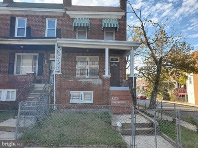 3964 Wilsby Avenue, Baltimore, MD 21218 - #: MDBA491570
