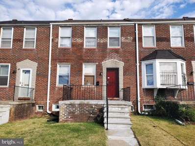 3610 Erdman Avenue, Baltimore, MD 21213 - MLS#: MDBA491580