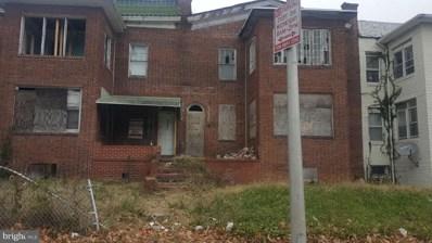4002 Boarman Avenue, Baltimore, MD 21215 - #: MDBA491620