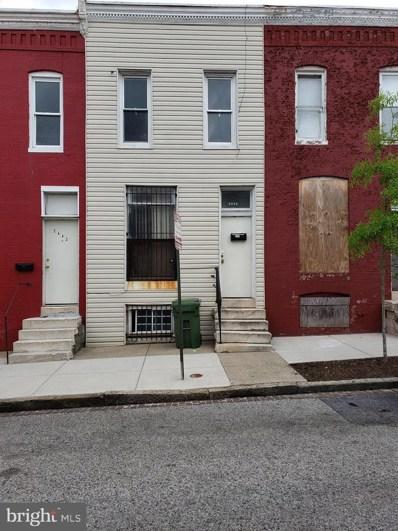2444 Francis Street, Baltimore, MD 21217 - #: MDBA491624