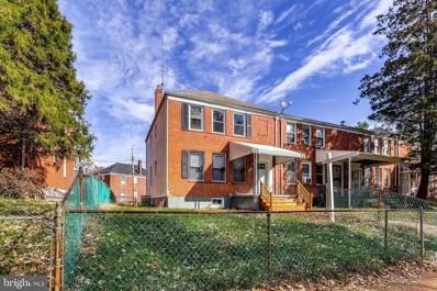 3306 Dorithan Road, Baltimore, MD 21215 - #: MDBA491632