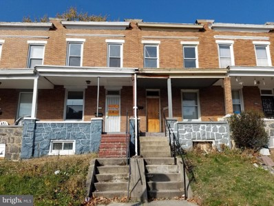 2546 Aisquith Street, Baltimore, MD 21218 - #: MDBA491636