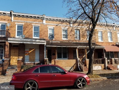 1612 E 25TH Street, Baltimore, MD 21213 - #: MDBA491668