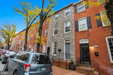 129 E West Street, Baltimore, MD 21230 - #: MDBA491672