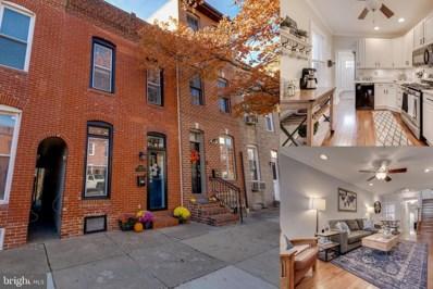 1104 S Clinton Street, Baltimore, MD 21224 - #: MDBA491676