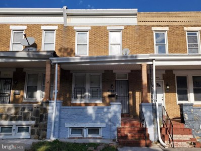 2878 Pelham Avenue, Baltimore, MD 21213 - #: MDBA491690