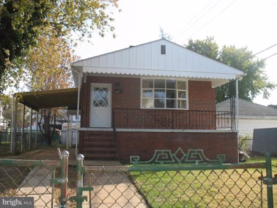 6701 Youngstown Avenue, Baltimore, MD 21222 - #: MDBA491700