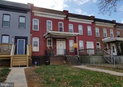 2857 W Garrison Avenue, Baltimore, MD 21215 - #: MDBA491742