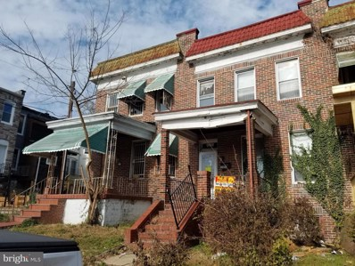 3406 W Mulberry Street, Baltimore, MD 21229 - #: MDBA491744