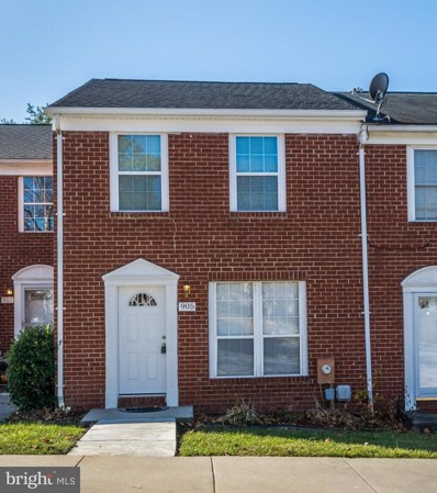 905 Dartmouthglen Way, Baltimore, MD 21212 - MLS#: MDBA491762