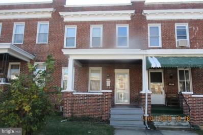 3211 Normount Avenue, Baltimore, MD 21216 - #: MDBA491776