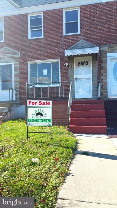 3667 Kenyon Avenue, Baltimore, MD 21213 - #: MDBA491840