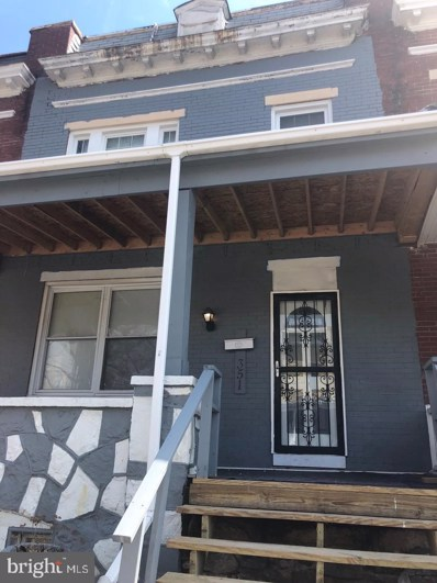 351 Gwynn Avenue, Baltimore, MD 21229 - #: MDBA491844