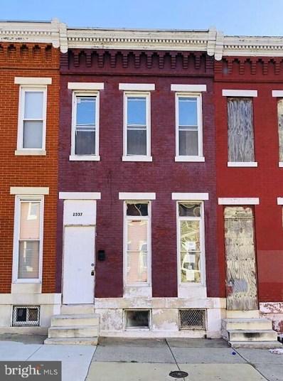 2537 Francis Street, Baltimore, MD 21217 - #: MDBA491850