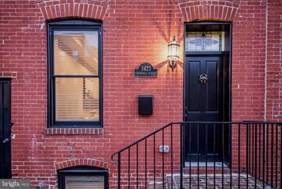 3423 Odonnell Street, Baltimore, MD 21224 - #: MDBA491862