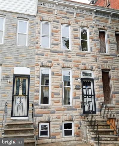 210 S Calhoun Street, Baltimore, MD 21223 - #: MDBA491876