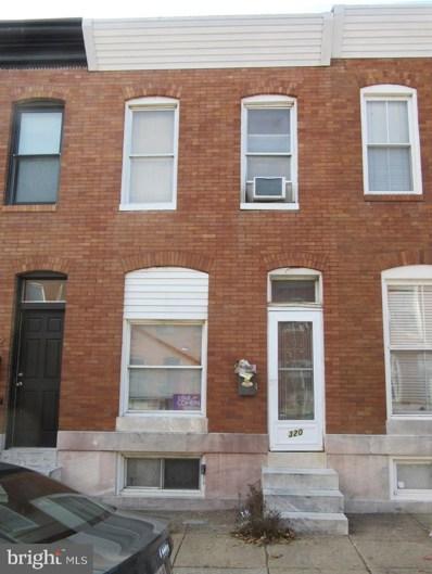 320 S Robinson Street, Baltimore, MD 21224 - #: MDBA491914