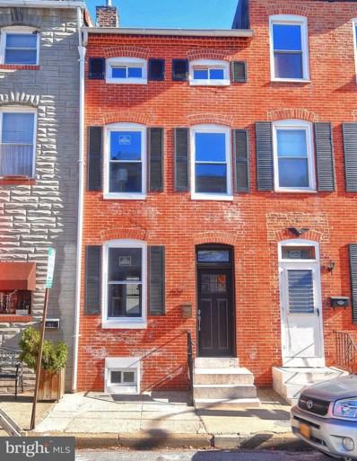 303 S Exeter Street, Baltimore, MD 21202 - #: MDBA491948