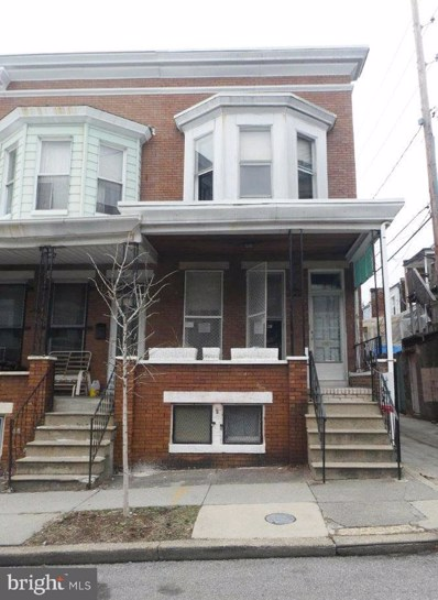 1822 Moreland Avenue, Baltimore, MD 21216 - #: MDBA491954