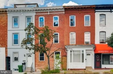 2014 Orleans Street, Baltimore, MD 21231 - #: MDBA491984
