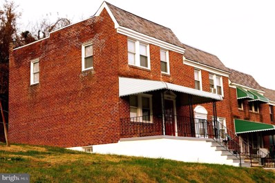 2456 W Cold Spring Lane, Baltimore, MD 21215 - #: MDBA492044