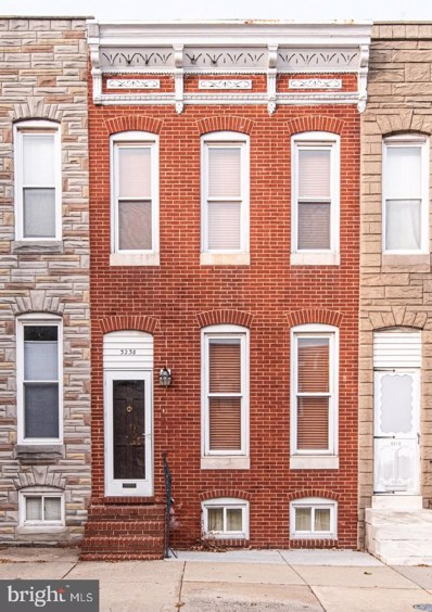 3238 Fait Avenue, Baltimore, MD 21224 - #: MDBA492178