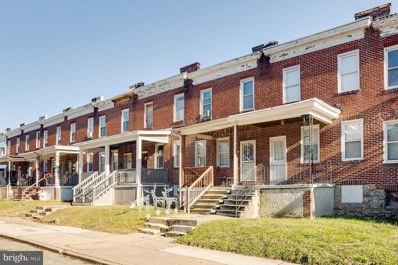 3729 Beehler Avenue, Baltimore, MD 21215 - #: MDBA492200