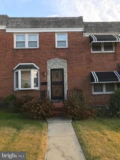 4923 Aberdeen Avenue, Baltimore, MD 21206 - #: MDBA492202