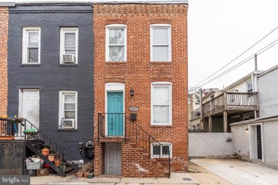 1627 Olive Street, Baltimore, MD 21230 - #: MDBA492212