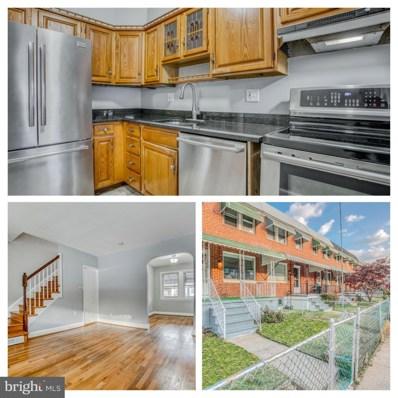 4323 Newport Avenue, Baltimore, MD 21211 - #: MDBA492214