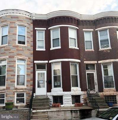 2323 McCulloh Street, Baltimore, MD 21217 - #: MDBA492218