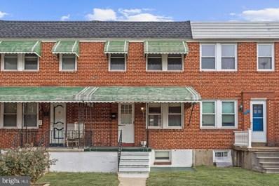 4315 Newport Avenue, Baltimore, MD 21211 - #: MDBA492226