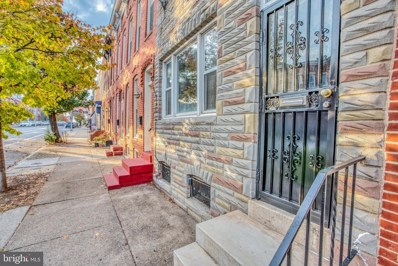 446 E Fort Avenue, Baltimore, MD 21230 - #: MDBA492238