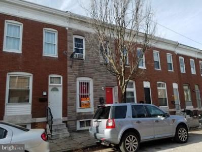 124 N Janney Street, Baltimore, MD 21224 - #: MDBA492296