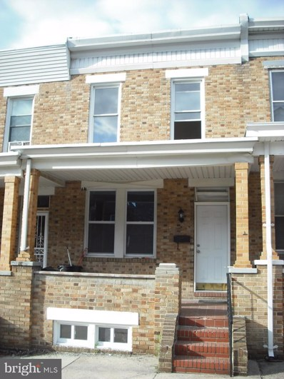 2866 Kentucky Avenue, Baltimore, MD 21213 - #: MDBA492300