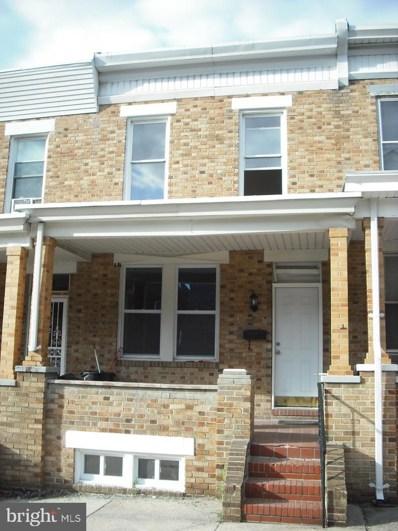 2866 Kentucky Avenue, Baltimore, MD 21213 - #: MDBA492300