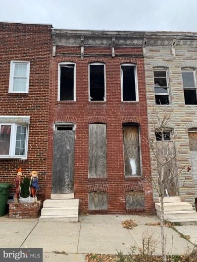 1831 N Bond Street, Baltimore, MD 21213 - #: MDBA492330