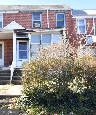 1028 Rockhill Avenue, Baltimore, MD 21229 - #: MDBA492364