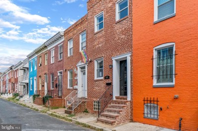 635 Archer Street, Baltimore, MD 21230 - #: MDBA492370