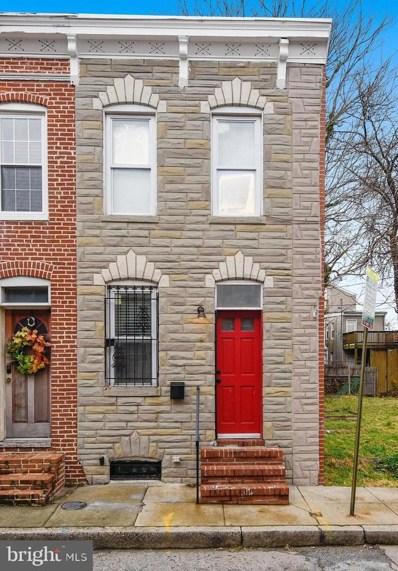 1119 Sterrett Street, Baltimore, MD 21230 - #: MDBA492374