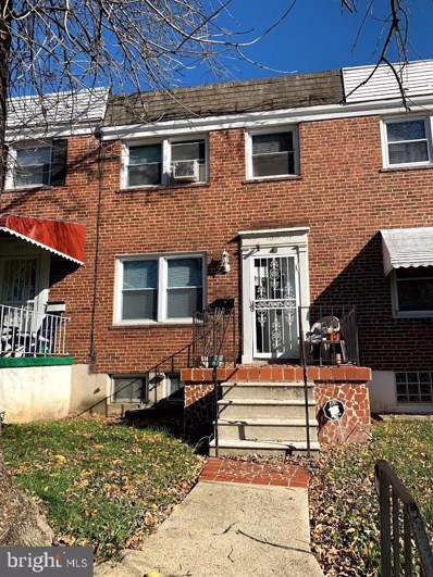 4642 Parkside Drive, Baltimore, MD 21206 - #: MDBA492388