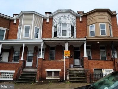 2213 W North Avenue, Baltimore, MD 21216 - #: MDBA492412