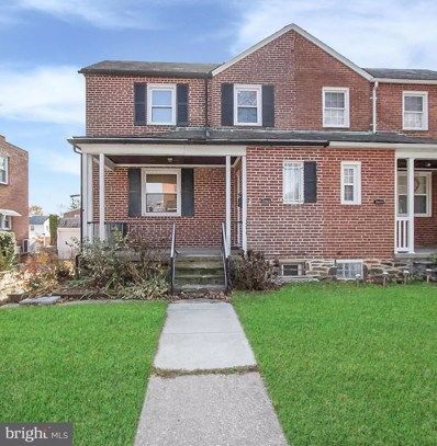 2903 Harview Avenue, Baltimore, MD 21234 - MLS#: MDBA492426